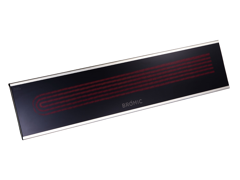 Bromic Smart Heat Platinum Electric Black