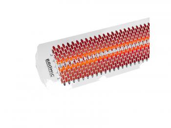 Bromic Tungsten Smart Heat Electric White