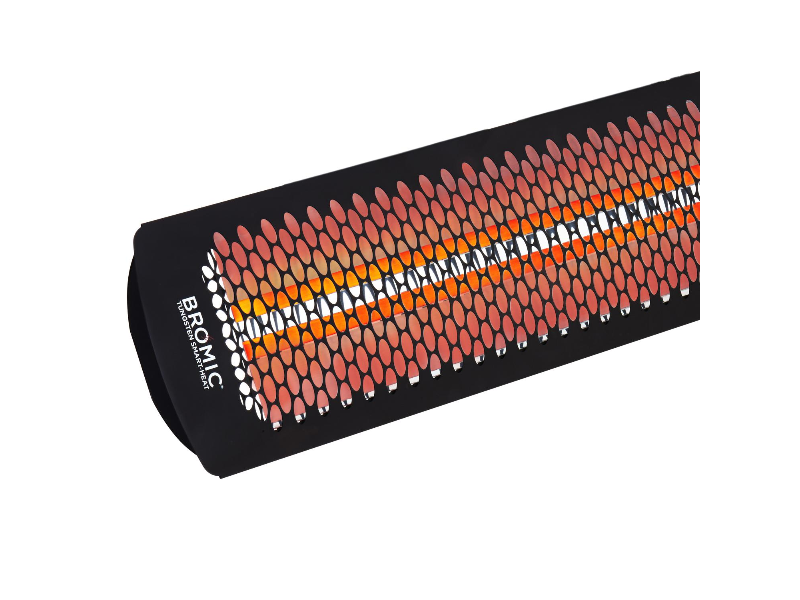 Bromic Tungsten Smart Heat Electric Black