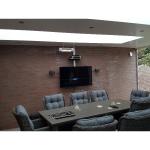 Harcosun Elektrische terrasverwarming plafondmontage