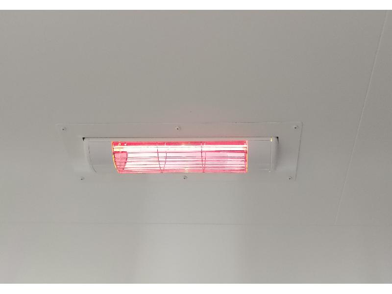 Harcosun Low Glare in plafond inbouwframe