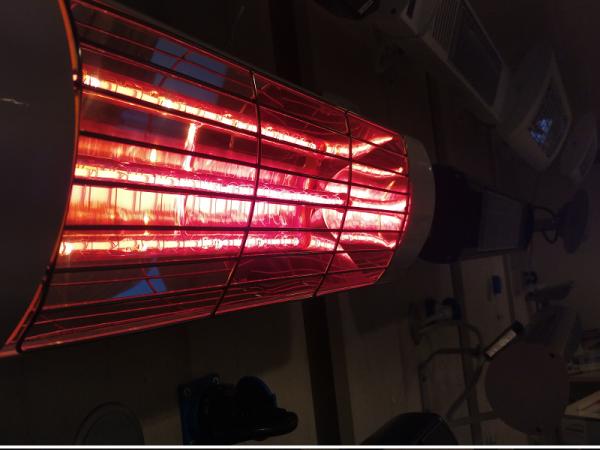 Harcosun Ultra Low Glare Detail lamp