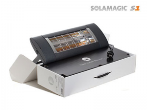 Solamagic S1 in doos