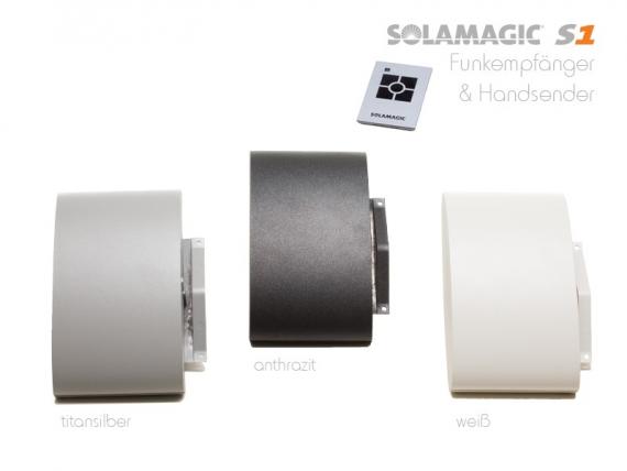 solamagic_s3_dimmer module en handzender