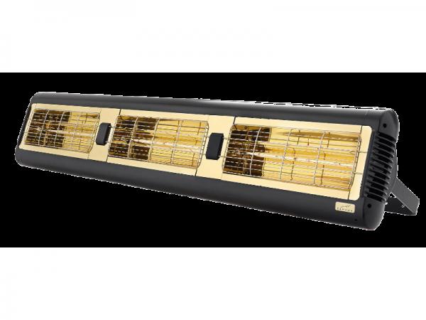 Tansun Monaco Ultra Low Glare terrasheater Triple 4.5kW 01