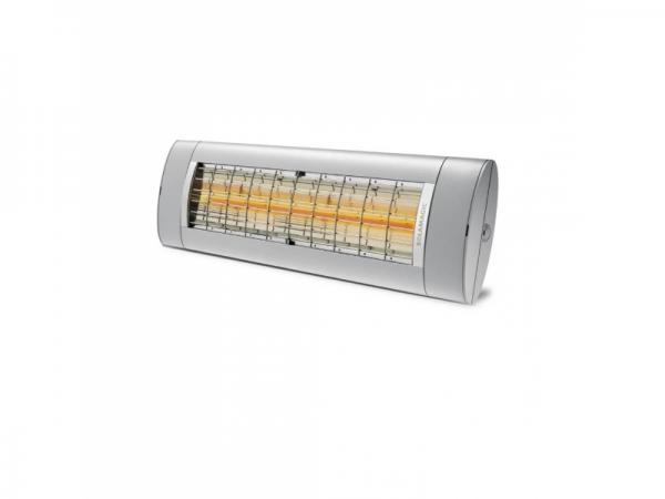 Solamagic S3 2500 Titanium grijs Ultra low glare terrasverwarmer